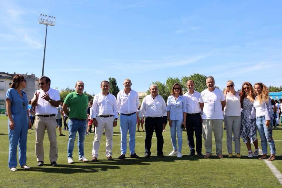 Инна с руководителями волонтерской программы в Португалии. Фото: личный архив