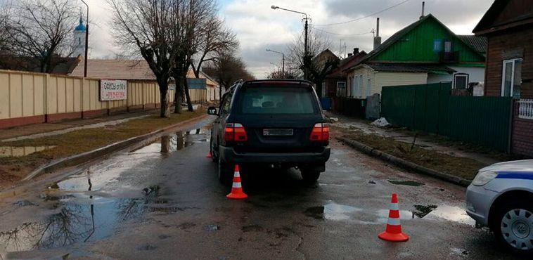 Следственный комитет разыскивает очевидцев ДТП, в котором на улице Куйбышева пострадал пешеход
