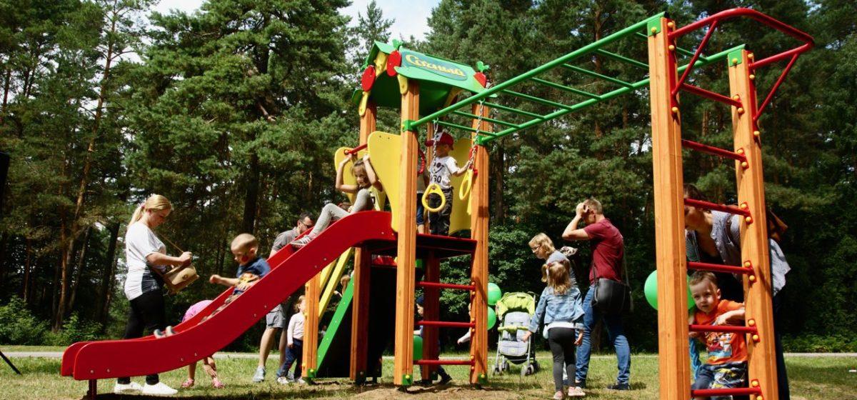 Названы дворы в Барановичах, где появятся новые детские игровые комплексы
