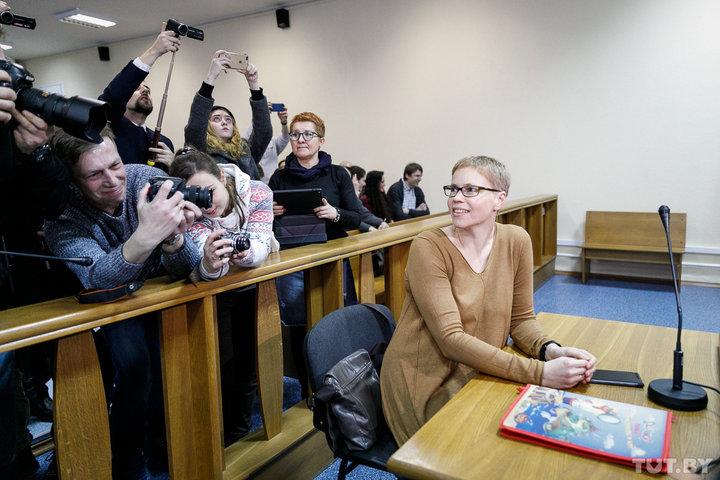 Марина Золотова, главный редактор TUT.BY