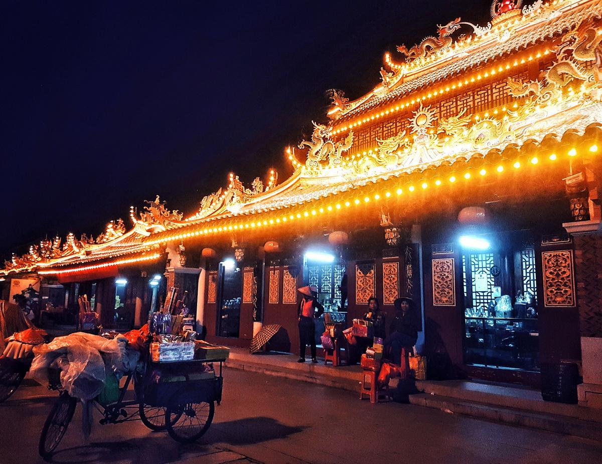 Китайские улицы. Фото: архив Анны АВЛАС