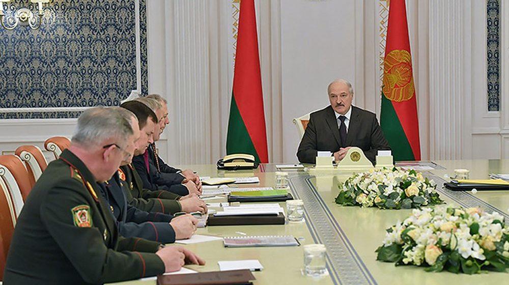 Лукашенко: «По надуманным медицинским причинам, вроде плоскостопия, мы не призываем в армию военнослужащих»
