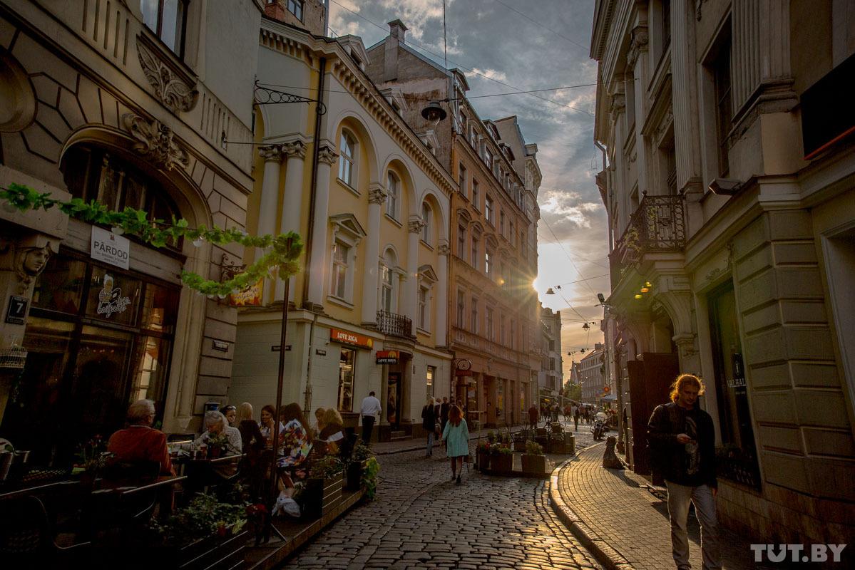 Рига. Фото: Дарья Бурякина, TUT.BY