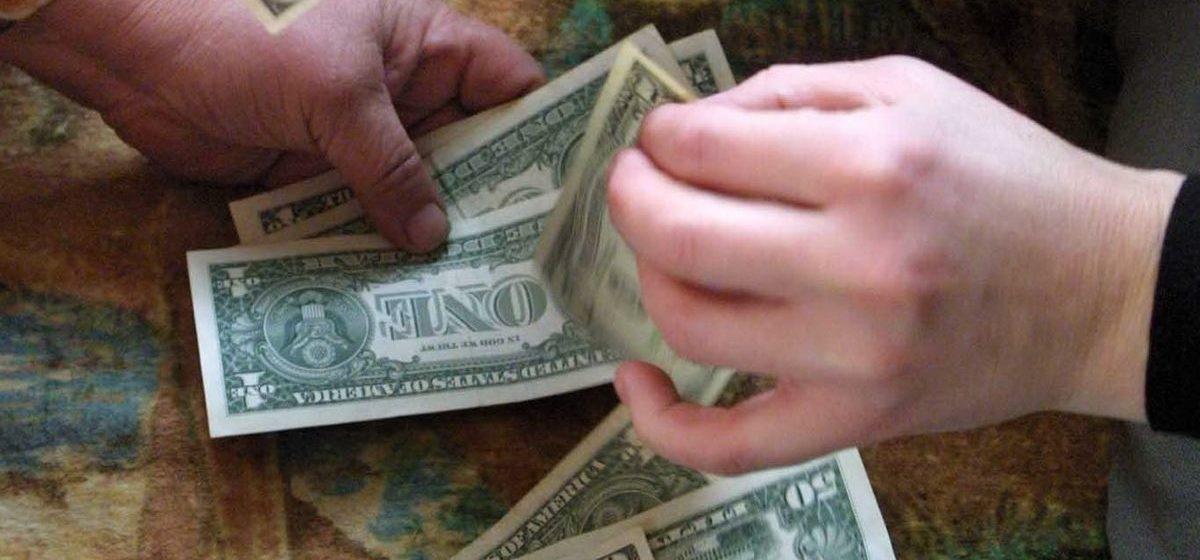 В МВД рассказали, как без спецоборудования отличить настоящие доллары от фальшивок (видео)