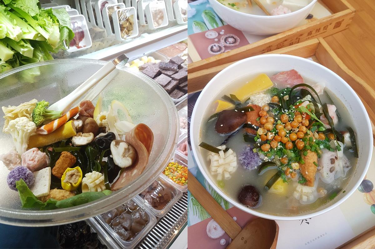 Суп «до» и «после». Фото: архив Анны АВЛАС