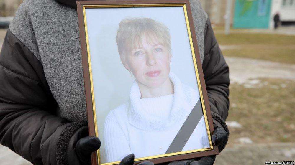 «Маринка вышла не на свой урок», — родственница убитой в Столбцах учительницы