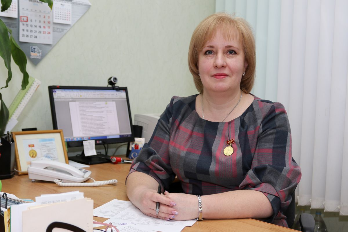 Елена Боркун. Фото: Александр ЧЕРНЫЙ