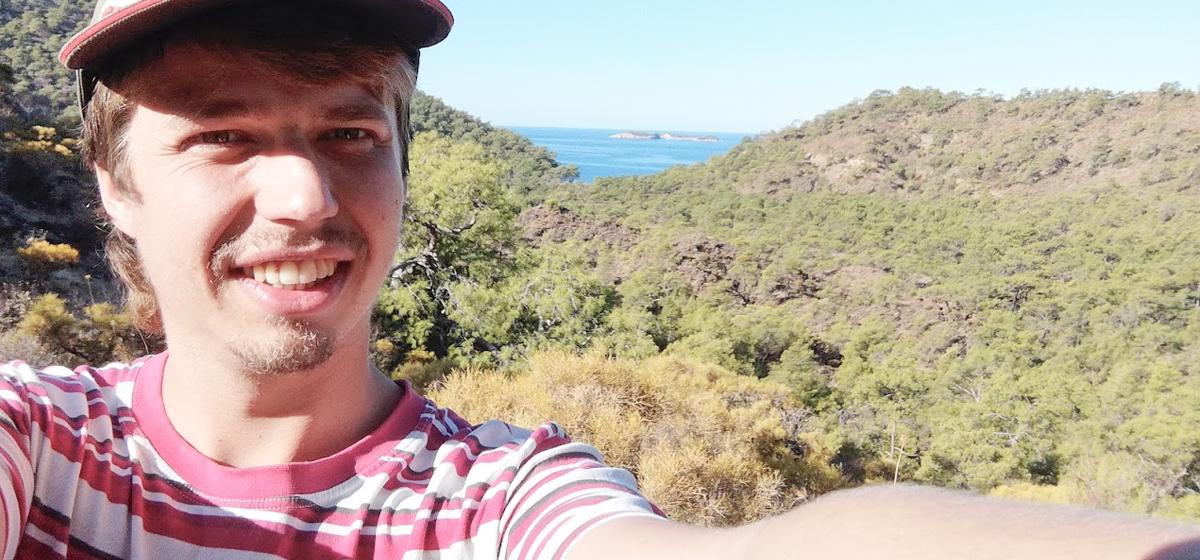 Зачем зубной техник из Барановичей уволился с работы и полгода путешествовал автостопом по миру