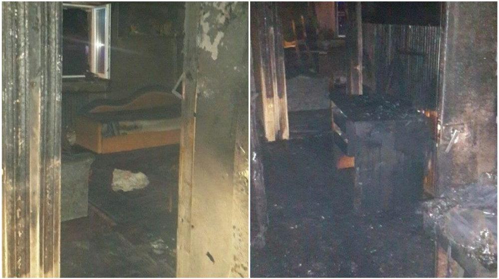 В барановичской реанимации умер мужчина, которого вытащил из огня сосед