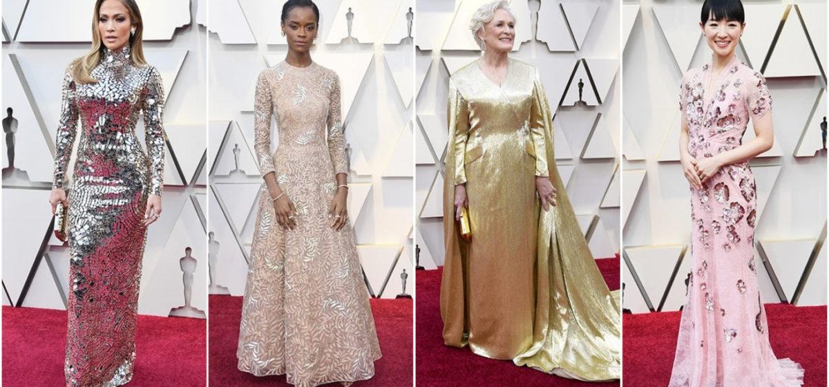 Блеск и нежность на красной дорожке: лучшие платья церемонии «Оскар-2019»
