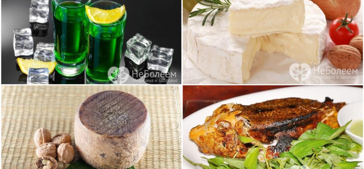 Семь деликатесов, которые опасно употреблять в пищу