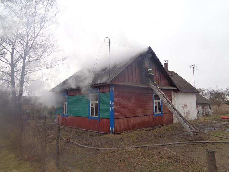 Фото: Барановичский ГРОЧС