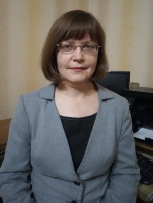 Елена Красавина. Фото: личный архив