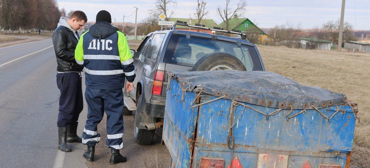В ГАИ рассказали, сколько пьяных пешеходов выявили на дорогах Барановичей