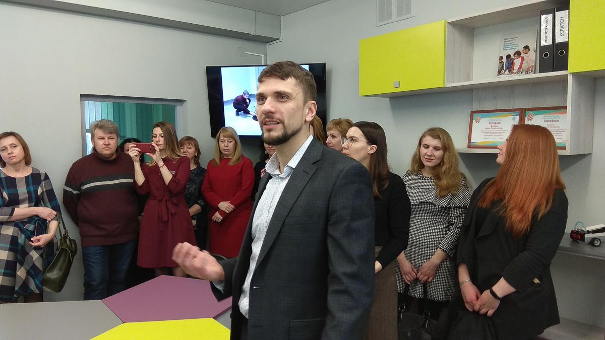 Александр Хомич, директор Ассоциации