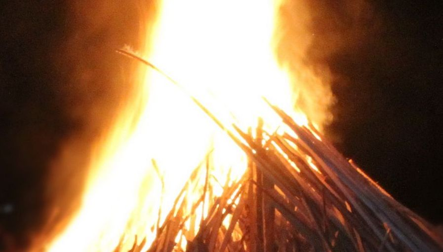 В Барановичах в огне погибла пенсионерка