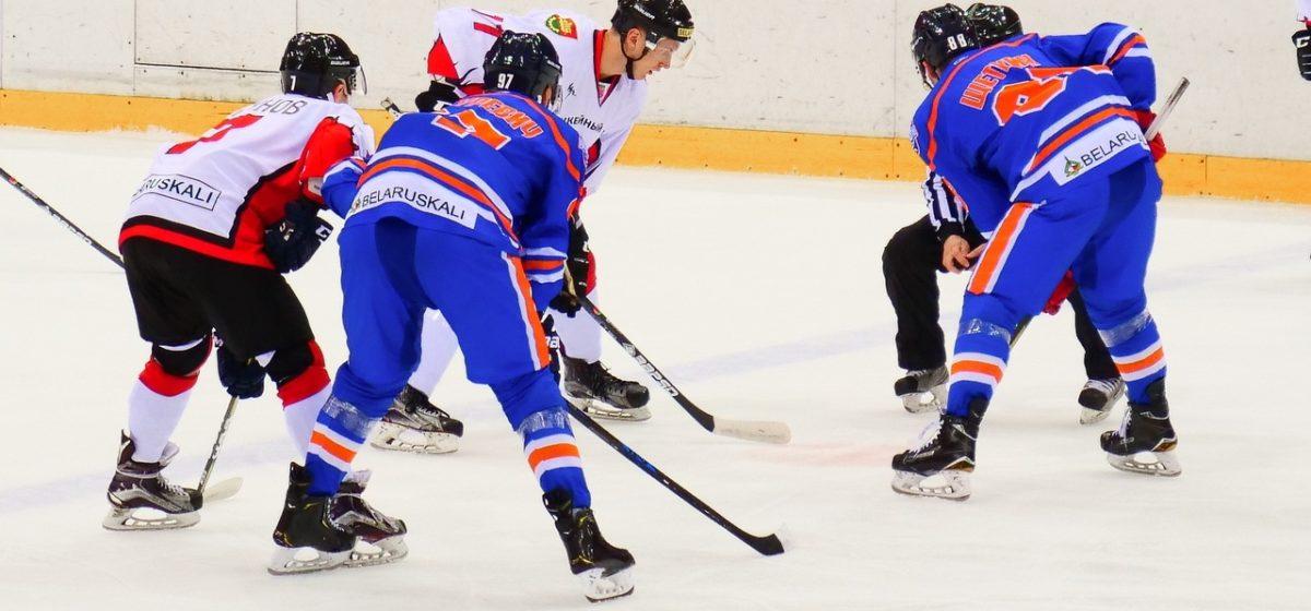 ХК «Барановичи» проиграл на выезде лидеру дивизиона