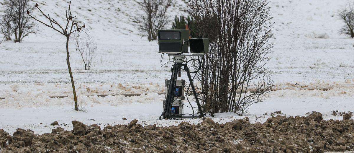 Где 5 февраля под Барановичами ГАИ ловит лихачей