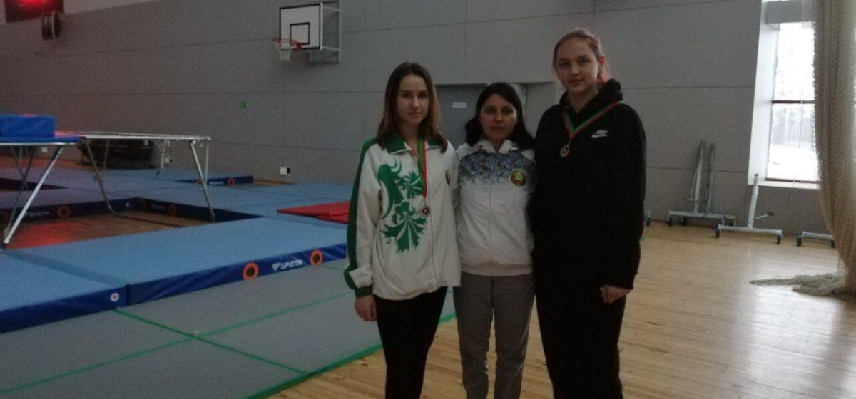 Барановичские таэквондисты стали обладателями наград чемпионата Беларуси