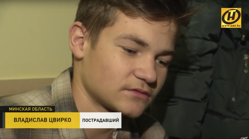 Ученик, раненный в Столбцах: «Я хотел защитить учительницу и класс. Почти защитил…»