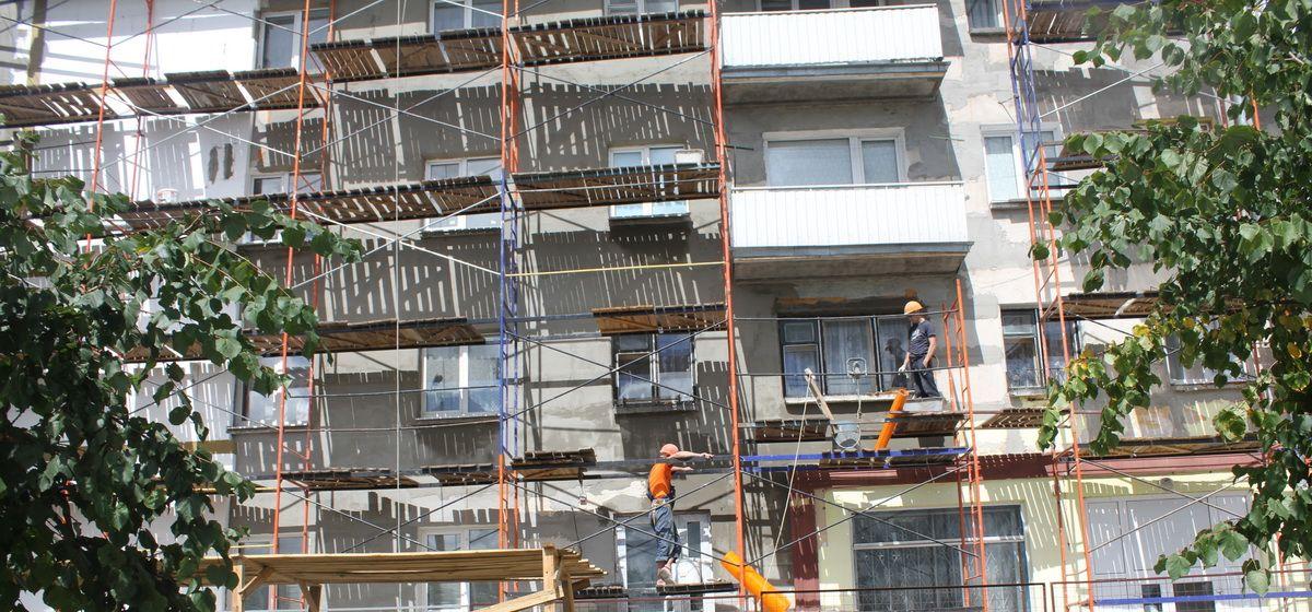 Сколько домов отремонтируют в Барановичском районе в 2020 году