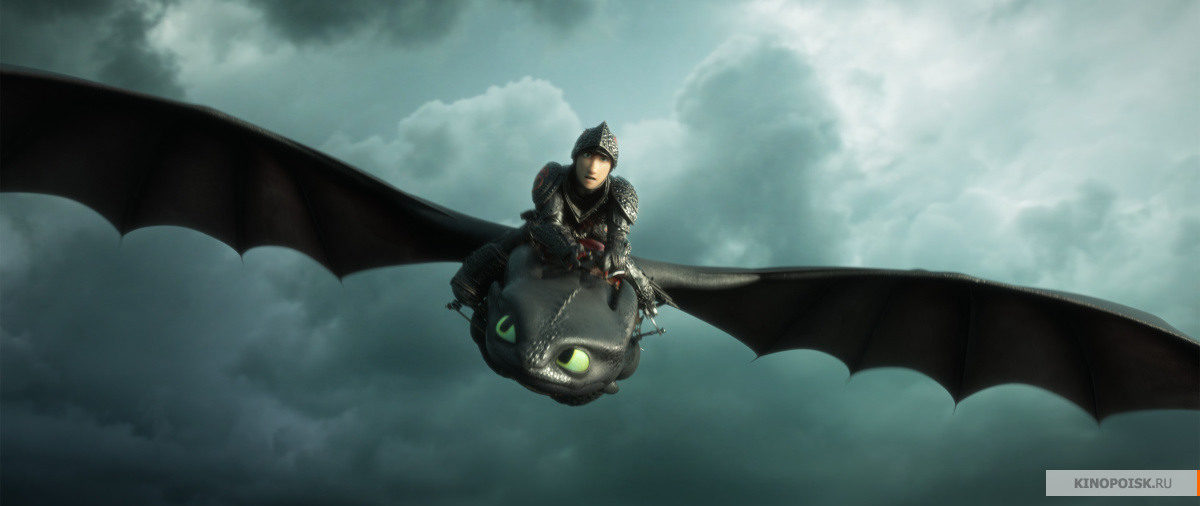 Фильм, на который стоит сходить: «Как приручить дракона 3»