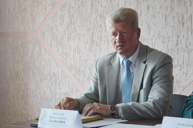 В Барановичах назначена дополнительная дата для записи на прием к помощнику президента