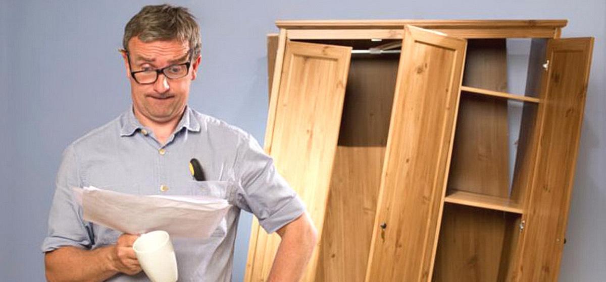 Клиенты подозревают в мошенничестве фирму по производству мебели из Лиды. «Вместо шкафа привезли две доски»