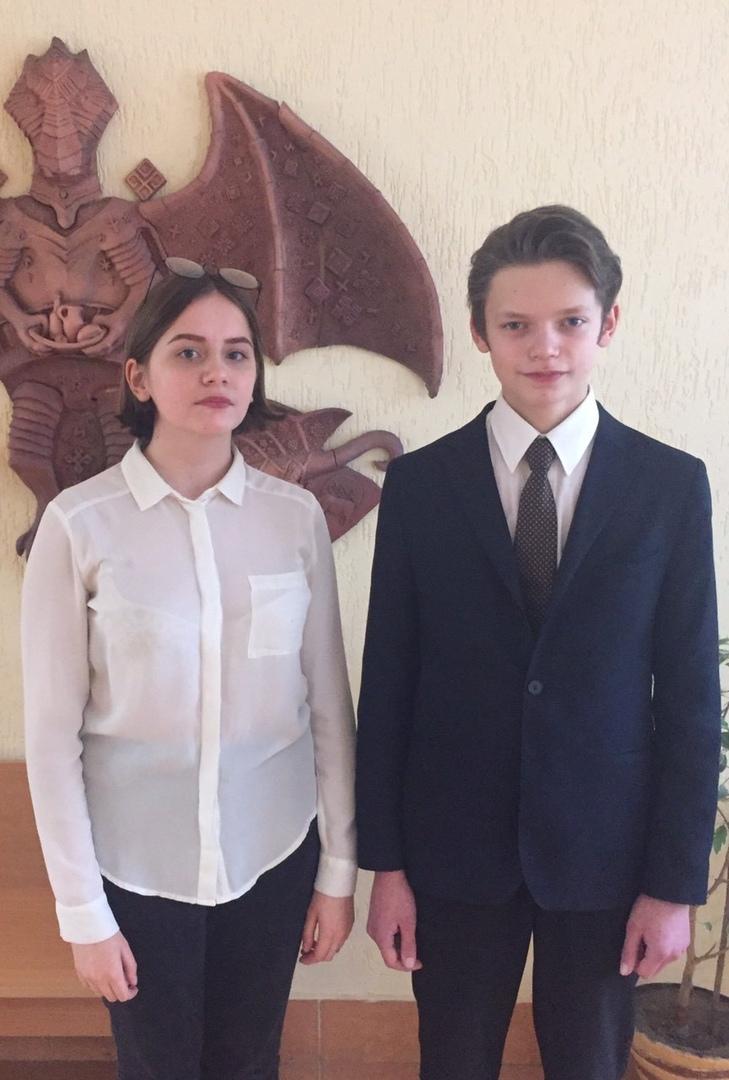 Дуэт пианистов – Ксения Сакевич и Кирилл Шахов. Фото: архив Инны БУСЬКО