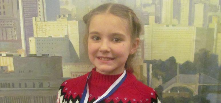 Барановичская вокалистка привезла награды с двух престижных конкурсов