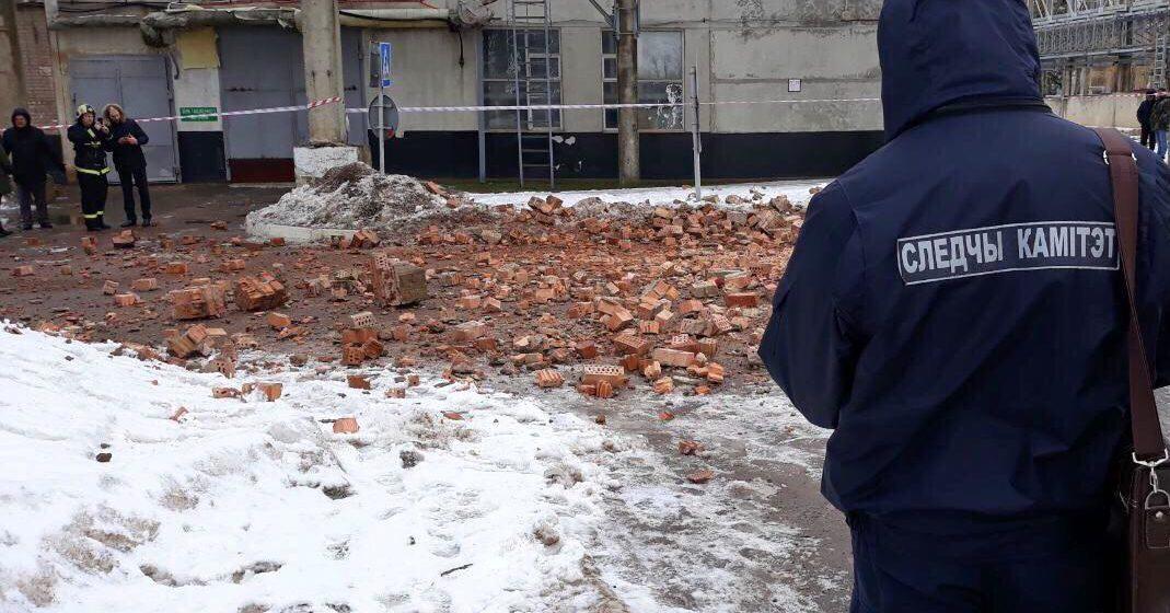 Два человека погибли при обрушении стены на заводе «Интеграл» в Минске