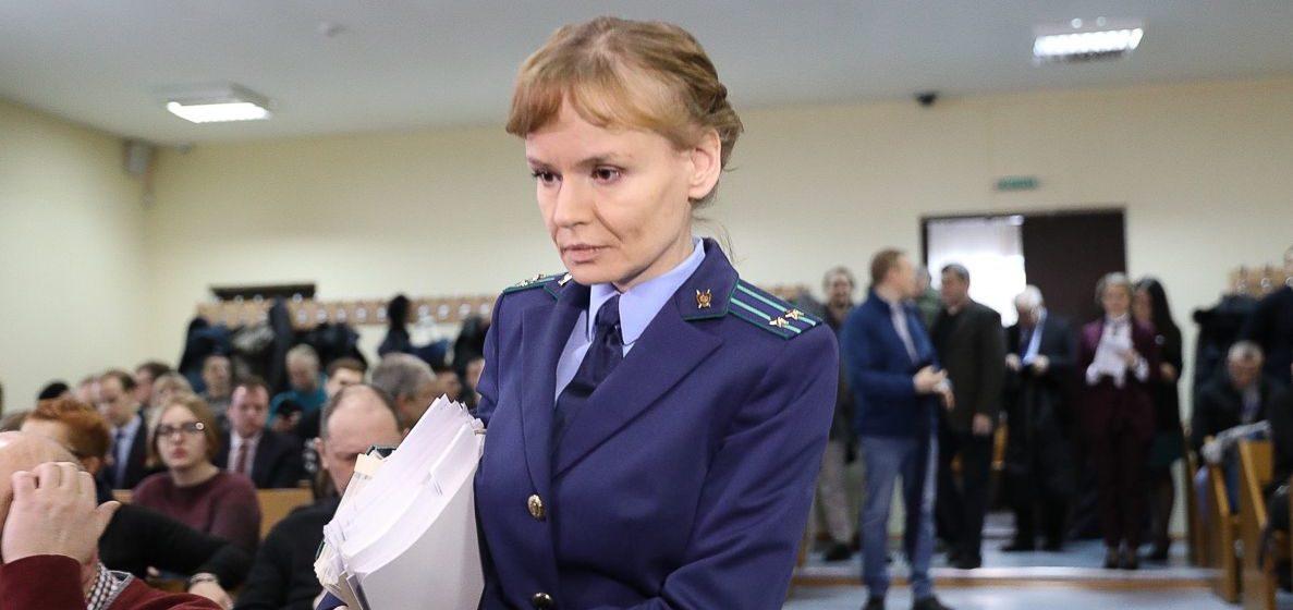 Прокурор просит оштрафовать главного редактора TUT.BY на 25,5 тысячи рублей. Адвокат считает, что ее должны оправдать