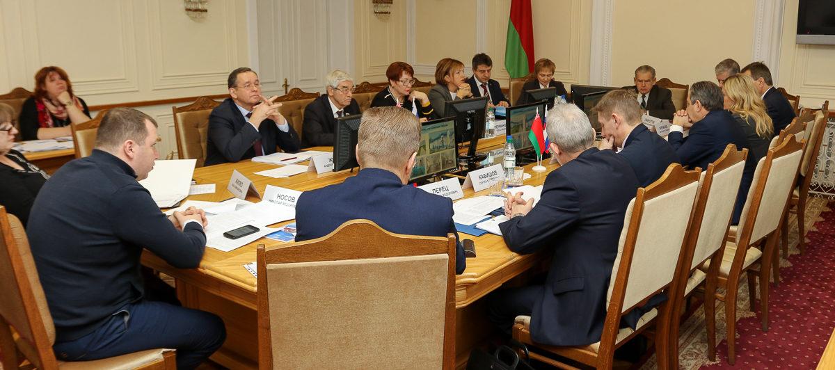 В Барановичи приехали депутаты парламента Союзного государства