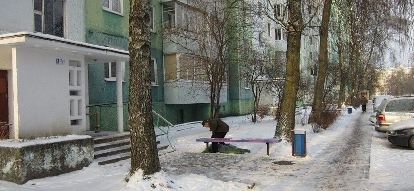 В Солигорске дедушки не дали прохожему на выпивку денег, и он убил одного из них