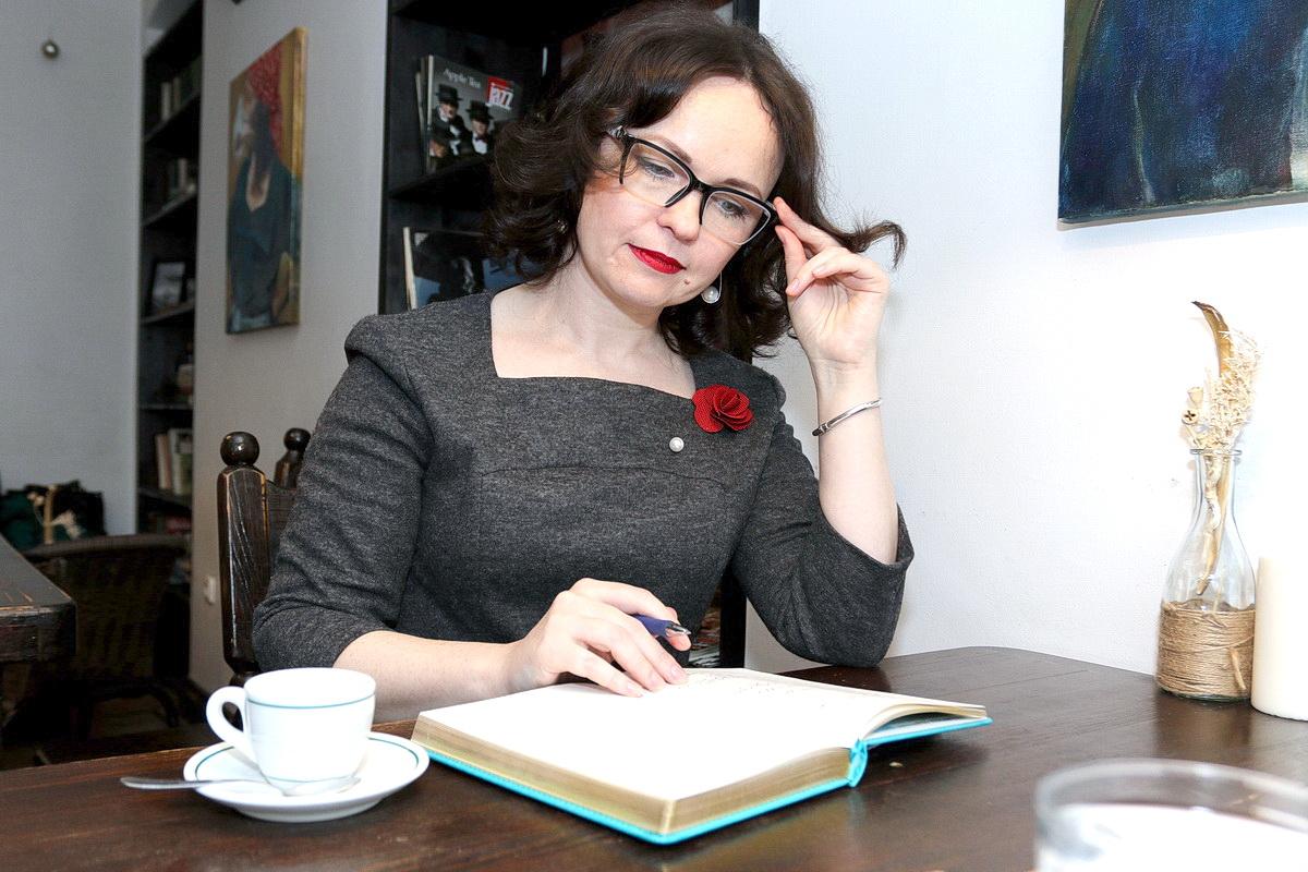 Елена Григорьева. Фото: Александр ЧЕРНЫЙ
