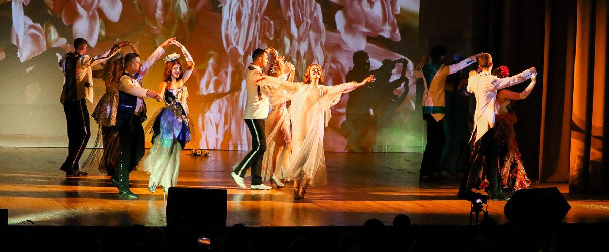 Барановичскому театру моды «Свита» исполнилось 20 лет