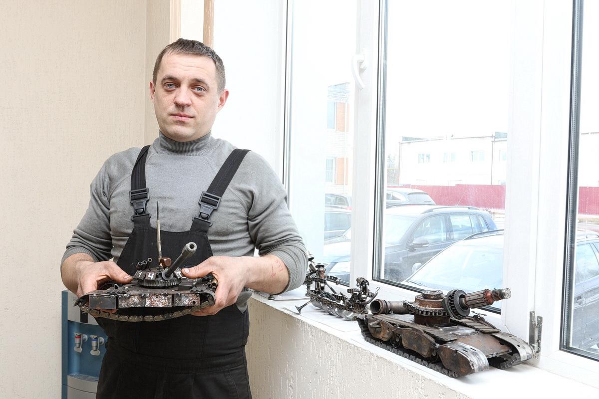 Павел Говша. Фото: Александр ЧЕРНЫЙ