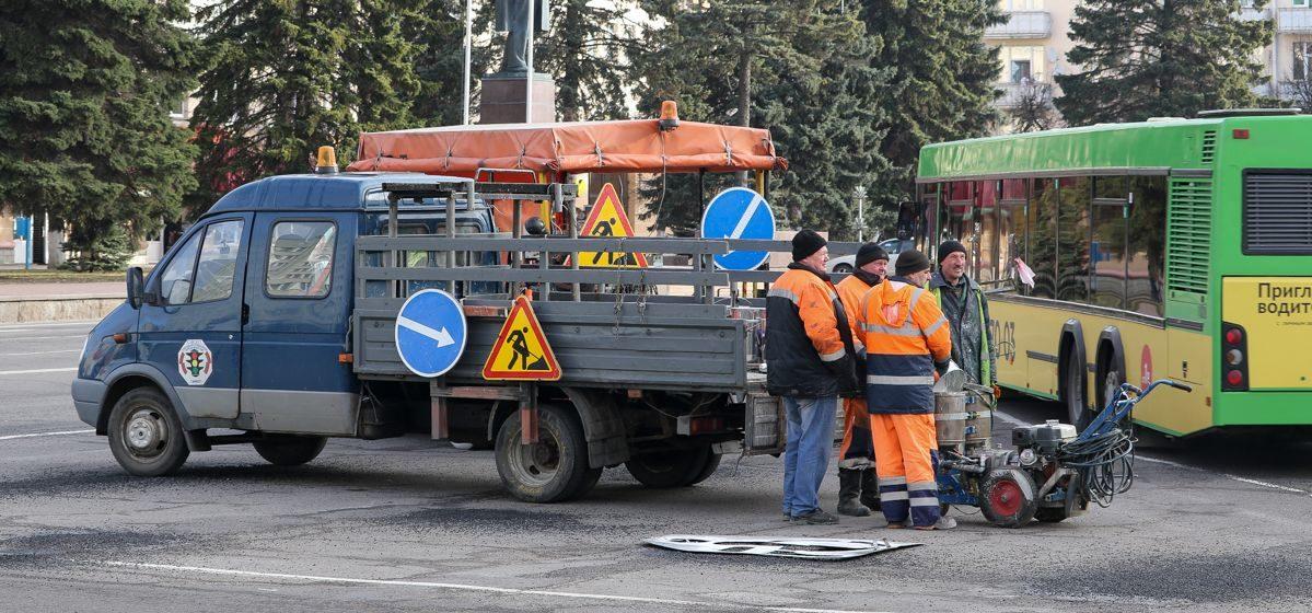 «Такого кипиша давно не было». Как Барановичи готовятся к приезду президента и что об этом говорят жители города