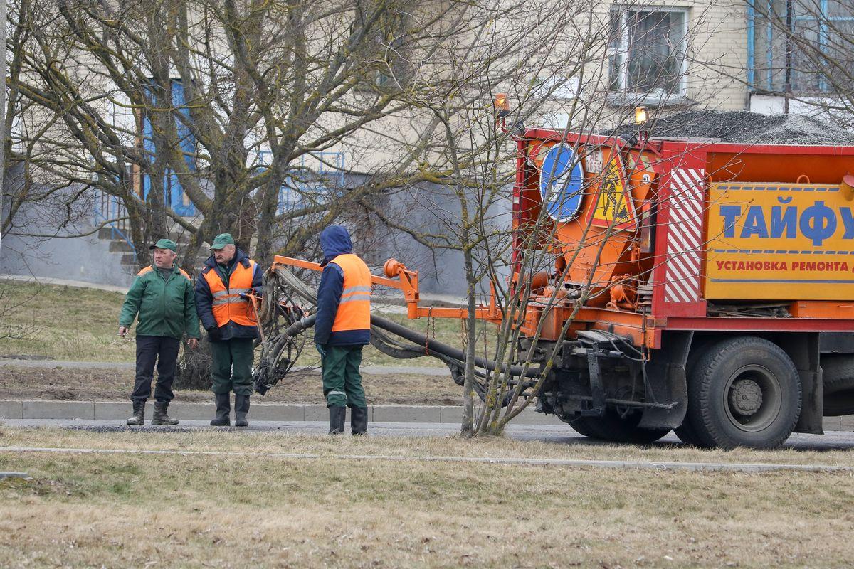 21 марта. Улица Жукова. Фото: Александр ЧЕРНЫЙ