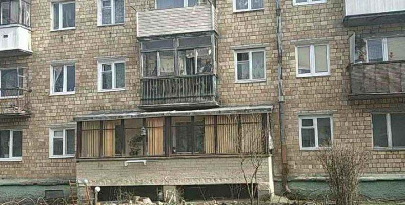 В Гродно с балкона выпала 34-летняя женщина