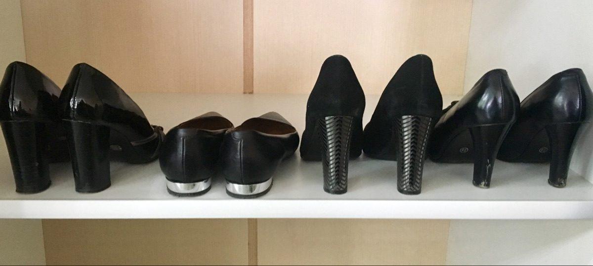 Телевизор и 12 пар обуви украли из квартиры в Барановичах