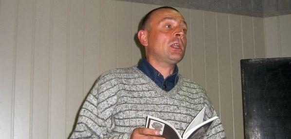 Вечер памяти Яна Збажины пройдет в центральной библиотеке имени В.П. Тавлая