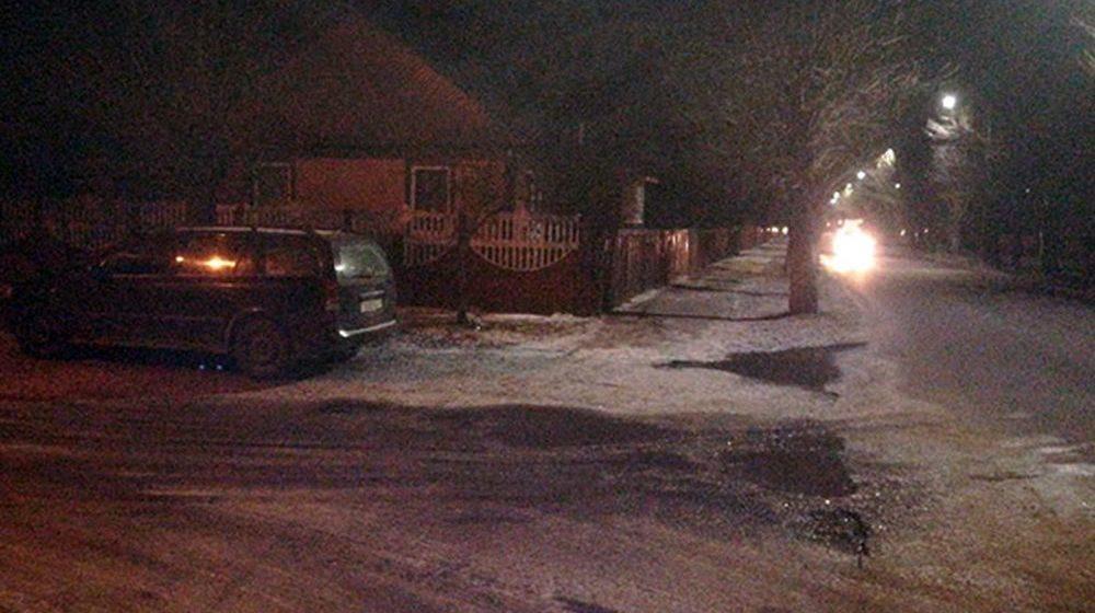 Пьяный водитель сбил женщину в Барановичах
