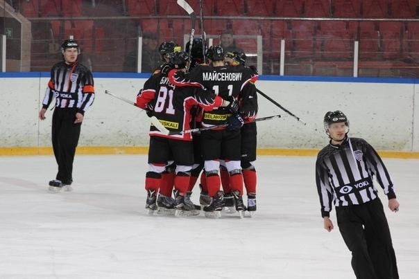 ХК «Барановичи» стартовал в Играх развития с домашней победы