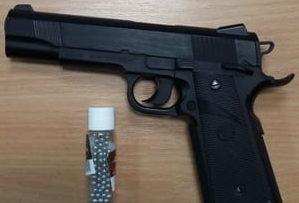 В Гомеле 18-летний парень стрелял в колледже из пневматики