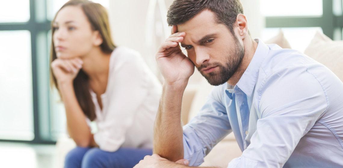 Отношения. «Моему мужу всего 40, а он не хочет секса». Что делать?
