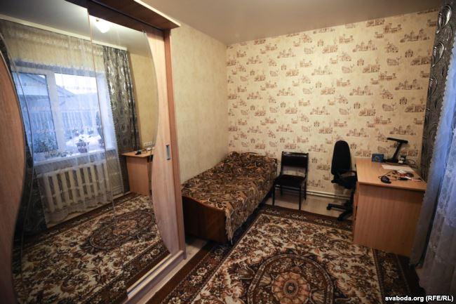 Комната Вадима. Фото: svaboda.org