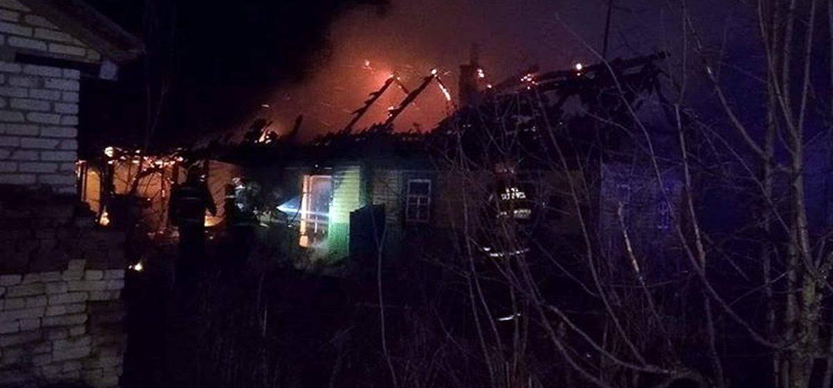 Три пожара произошло в Барановичском районе 8 марта