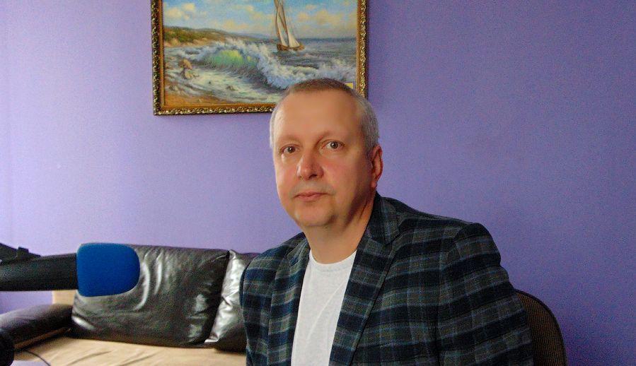 Игорь Гаврон. Фото 100fm.by