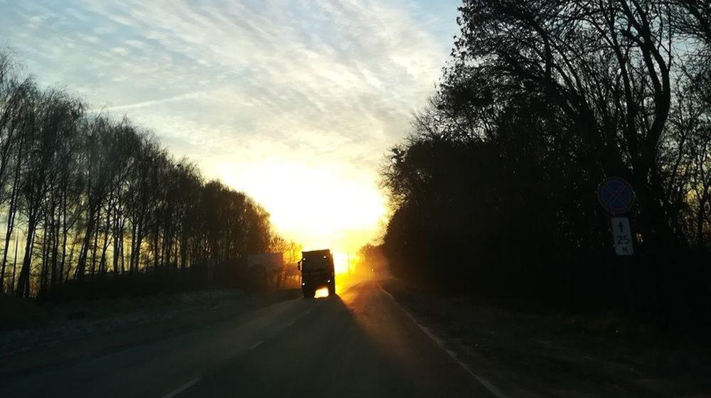 С 25 марта на республиканских дорогах вводят сезонные ограничения нагрузок